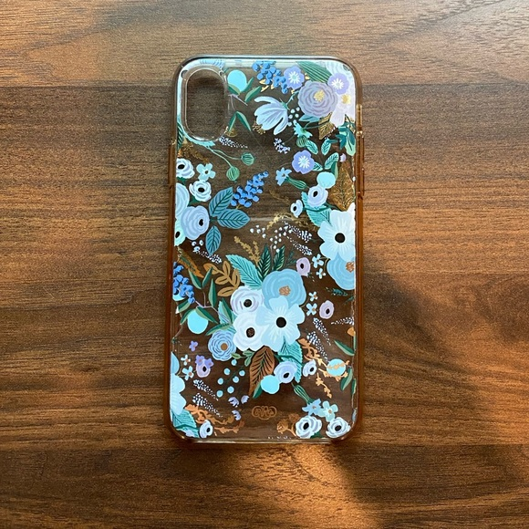 Rifle Paper Co Garden Party Phone Case - iPhone X